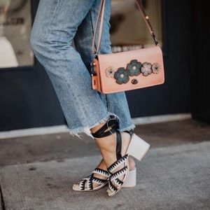 PLV Anisa Ankle Wrap Sandals